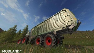 Fendt / Lely Tigo 75 v 1.0, 1 photo
