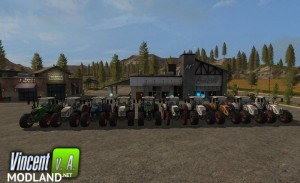 Fendt Vario 700 Package v1.0 BETA, 11 photo