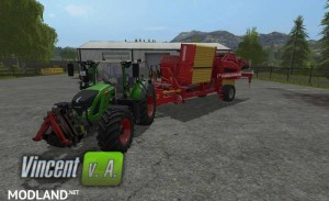 Fendt Vario 700 Package v1.0 BETA, 2 photo