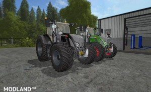 Fendt Vario 700 Package v1.0 BETA, 3 photo