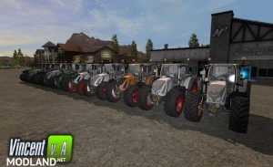 Fendt Vario 700 Package v1.0 BETA, 8 photo