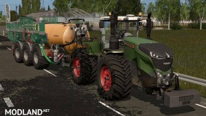 FENDT VARIO T FL PACK v 3.0, 2 photo