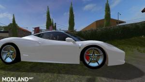 Ferrari 458 Italia v 1.0, 2 photo