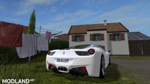 Ferrari 458 Italia v 1.0, 3 photo