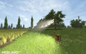 Field and forest spotlights Placeable v 1.0