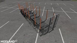 Fliegl Timber Trailer v 1.0, 2 photo