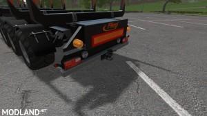 Fliegl Timber Trailer v 1.0.0.1, 2 photo
