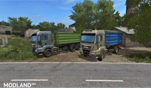 FLIEGL TRANSPORT Pack Multicolor v 1.0.5