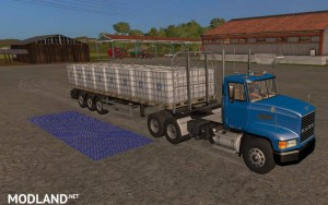 Fliegl Universal Semitrailer UAL v 1.1, 2 photo