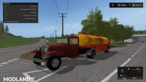 Ford AAA SZM Pack v 1.0