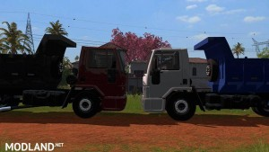 Ford Cargo 2428E Cacamba v 1.0, 2 photo