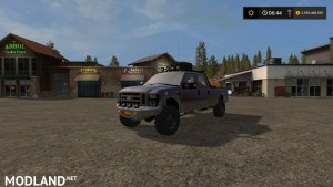 Ford F-250 Utility Truck , 2 photo