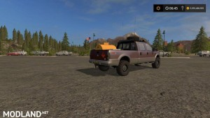 Ford F-250 Utility Truck , 4 photo