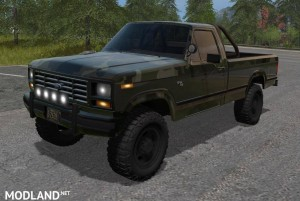 Ford F150 Hunter v 1.0