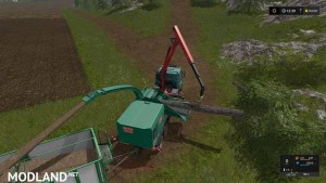 Forest extension for the MAN TGS 6x / 8x / 10x AR-Pack v 2.0, 2 photo