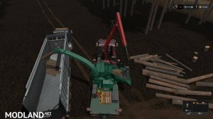 Forest extension for the MAN TGS 6x / 8x / 10x AR-Pack v 2.0, 8 photo