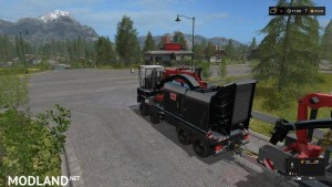 Forest extension for the MAN TGS 6x / 8x / 10x AR-Pack v 3.0, 2 photo