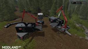 Forest extension for the MAN TGS 6x / 8x / 10x AR-Pack v 3.0, 1 photo