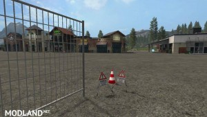 Forestry objects (concrete, moveable) v 1.0