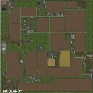 Frisian March Map v 1.5