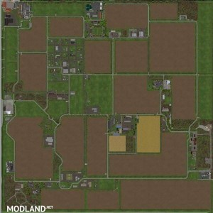 Frisian March Map v 1.1 - Direct Download image