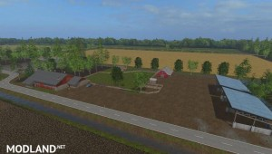 Frisian March Map v 2.5 Potato industry, 4 photo