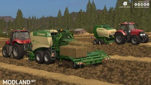 Add-On Straw Harvest  v 1.0, 10 photo