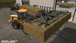 Add-On Straw Harvest  v 1.0, 4 photo
