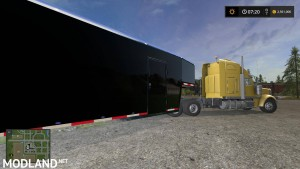 Car box trailer v 1.1, 2 photo