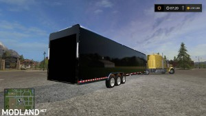 Car box trailer v 1.1, 1 photo