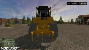 FS17 Cat d6n lgp v 1.0, 3 photo