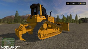 FS17 Cat d6n lgp v 1.0, 4 photo