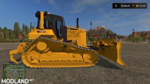 FS17 Cat d6n lgp v 1.0, 5 photo