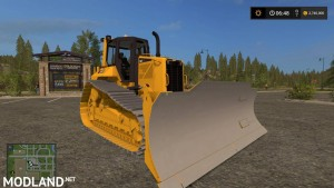 FS17 Cat d6n lgp v 1.0, 6 photo