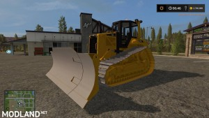 FS17 Cat d6n lgp v 1.0, 1 photo