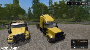 FS17 USA trucks updated by Stevie, 4 photo