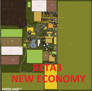 BETA3 (NEW ECONOMY) GREATFIELDS 600Ha FIELD AND HUGE FOREST (BIG BUD FRIENDLY), 1 photo