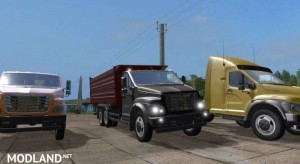 GAZon Next Pack v4.0 GearBox adapted, 2 photo