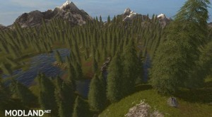 Goldcrest Mountains Map v 3.0, 2 photo