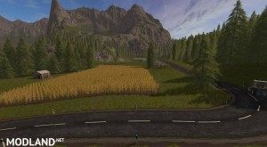 Goldcrest Mountains Map v 3.0, 4 photo