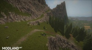 Goldcrest Mountains Map v 3.0, 7 photo