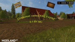 Goldcrest Valley XXL Hof  Map v 3.1, 1 photo