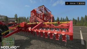 Grimme 18 Row Sugar Beet Harvester v 1.0