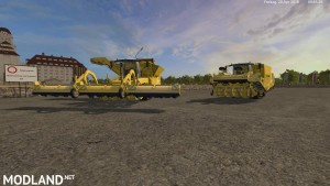 GRIMME TECTRON (Joran´s Farm edition) v 4.0