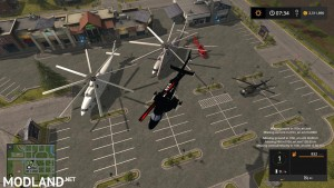 Helicopters Pack v 1.0, 6 photo