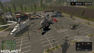 Helicopters Pack v 1.0, 1 photo