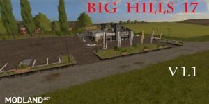 Big Hills Map 17 v 1.1, 1 photo