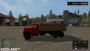 International Loadstar Grain Truck v 1.2, 2 photo
