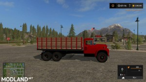 International Loadstar Grain Truck v 1.2, 6 photo