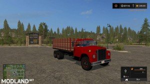 International Loadstar Grain Truck v 1.2, 7 photo